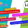 Thumbnail image for BDK Hafta Sonu Sayı 14