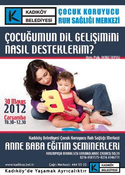 Post image for Çocuğumun dil gelişimini nasıl desteklerim?