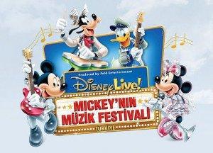 Post image for Disney Live! Mickey'nin Müzik Festivali