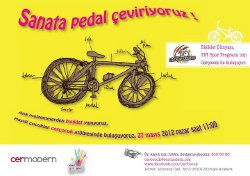 Post image for Atık malzemelerden bisiklet