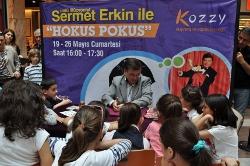 Post image for Küçük Sihirbazlar Kozzy'de…