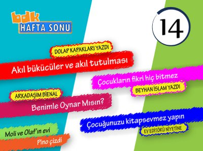 Post image for BDK Hafta Sonu Sayı 14