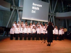 Post image for Borusan Çocuk Korosu, Dünya Çevre Günü'nde sahneye çıkıyor