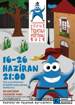 Post image for 11. Kadıköy Belediyesi Çocuk Tiyatro Festivali