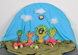 Post image for Çocuk – Sanatçı Karşılaşmaları Atölyeleri Sergisi: Oyun-cak